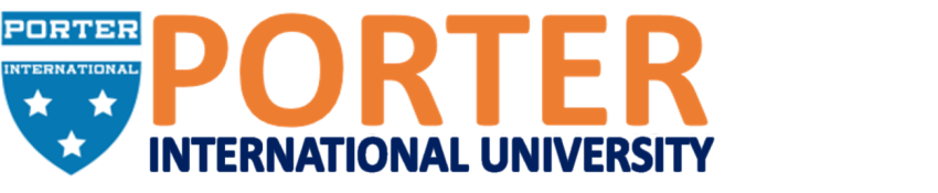 Porter International University Logo